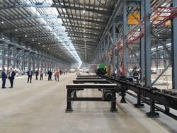 پروژه ملی «طرح صنعتیسازی ساختمان توسط وزارت دفاع» افتتاح شد