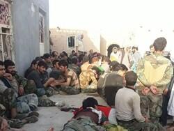 پاکستان نے افغان فوج کے 5 افسروں سمیت 46 فوجیوں کو پنا دیدی