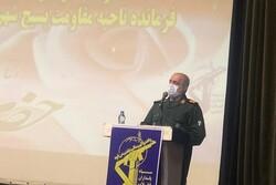 سپاه در زمینه مبارزه با فساد اداری در کنار دستگاه قضایی است
