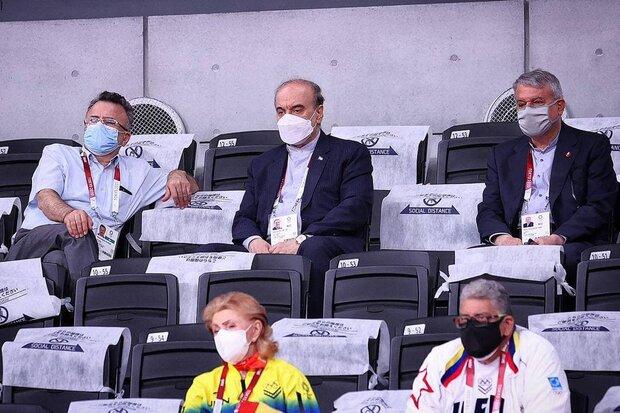 داورزنی: تیم ملی والیبال واقعی ایران را در المپیک می بینید
