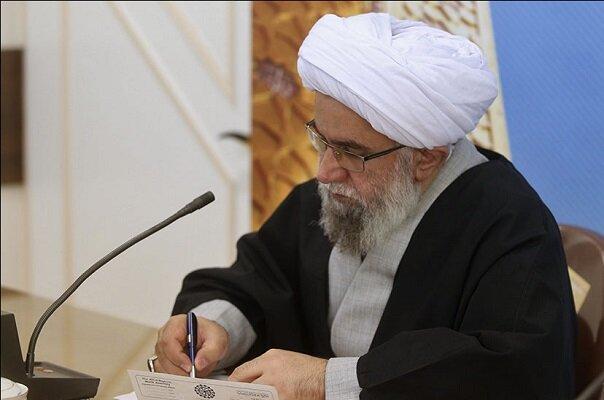 تسلیت «آیت الله رمضانی» در پی درگذشت رئیس بنیاد مسکن کشور
