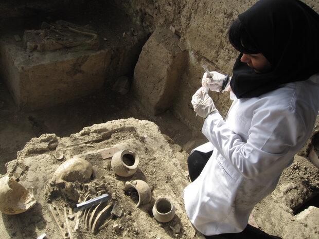 مطالعه ژنتیکی روی بقایای استخوانی به دست آمده از کاوشهای باستانی