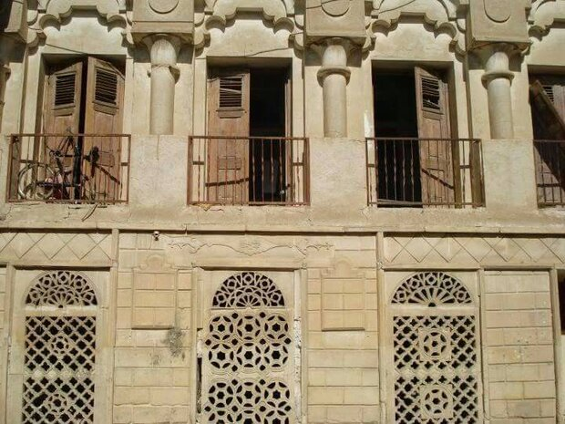 تاریخ سازی اماراتیها با معماری شهر بستک ایرانی
