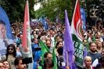 مجارستانیها خواستار استعفای دولتشان شدند