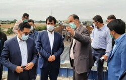 پل شهید حاج قاسم سلیمانی در اردبیل افتتاح میشود