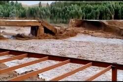 محور چالدران - شوط وچالدران - چایپاره مسدود شد