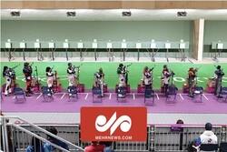 VIDEO: Iranian shooters finish job at Tokyo 2020 Olympics