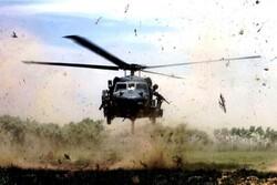 فرود اضطراری بالگرد ارتش افغانستان/ طالبان: ما آن را سرنگون کردیم