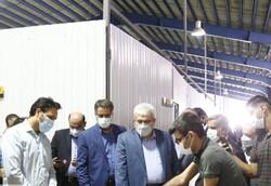 افتتاح مرکز نوآوری صنعتی چهارمحال و بختیاری