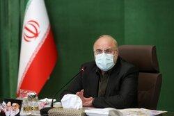 Ghalibaf stresses boosting Tehran-Damascus trade relations