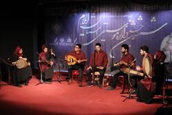 ششمین جشنواره موسیقی استان ایلام کلید خورد