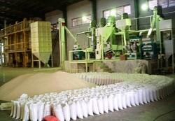 کاهش ۴۰ هزار تنی ضایعات برنج با نوسازی کارخانه های شالیکوبی