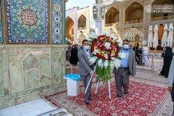 Imam Ali holy shrine before Eid al-Ghadir