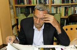 پیکر استاد مسعودی آرانی امروز در امامزاده هلال خاکسپاری میشود