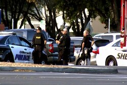 Five people killed in shooting in US state of California