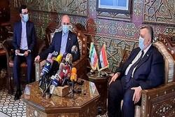 Iran-Syria agreement to help bilateral economic interests