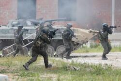 برگزاری رزمایش بزرگ نظامی آمریکا، لهستان و لیتوانی در خاک اوکراین