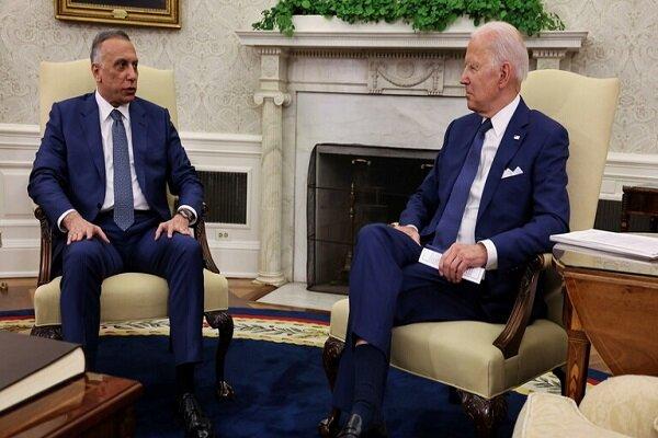 """بايدن يعلن موعد انتهاء """"المهمة القتالية"""" للأمريكيين في العراق"""