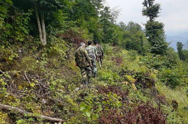رفع تصرف ۲۰ هزار متر مربع از اراضی ملی و جنگلی بخش رحیم آباد
