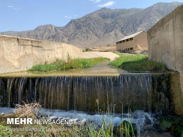 """Tarashok"" Village with breathtaking view in Izeh"