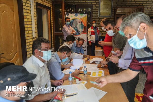 اجرای طرح واکسیناسیون کووید 19 برای کارکنان مترو