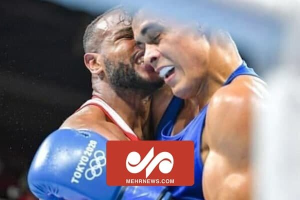 VIDEO: Moroccan boxer tries to bite his opponent