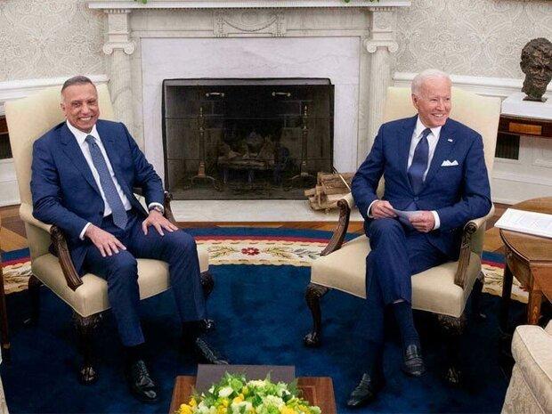 امریکی صدر کا عراق سے رواں سال کے اختتام تک اپنے تمام فوجی واپس بلاںے کا اعلان