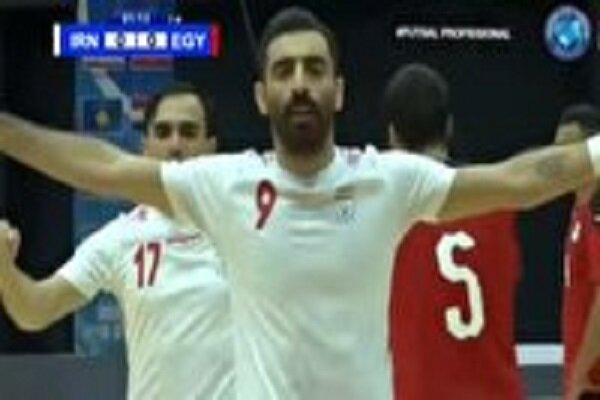 Iran futsal advances to semi-final of Thai tournament