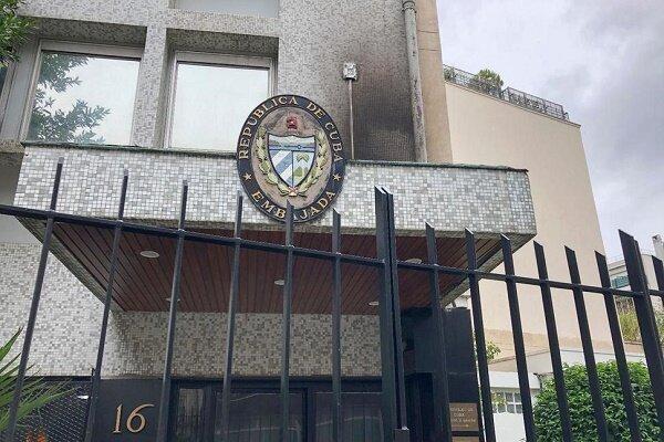 دادستان پاریس از آغاز رسیدگی به پرونده حمله به سفارت کوبا خبر داد