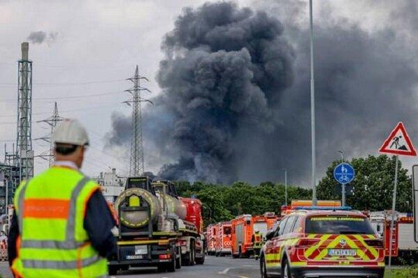 انفجار در یک شهرک صنعتی در آلمان با یک کُشته، ۴ مفقود و ۳۱ زخمی