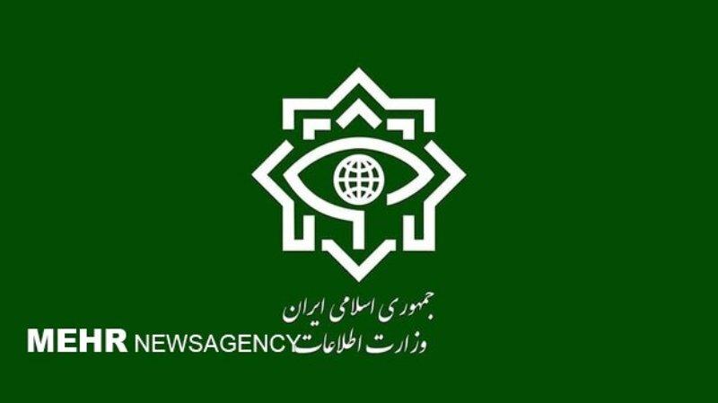 تیم تروریستی وابسته به سرویسهای اطلاعاتی متخاصم متلاشی شد