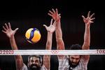 ملی پوشان والیبال با «قلب»شان برای شادی مردم بجنگند