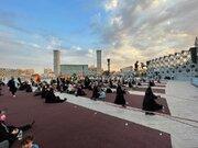 میدان امام حسین(ع) میزبان عزاداران روز اربعین میشود