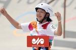 کوچکترین برنده طلای المپیک از ژاپن