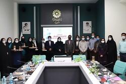 برگزیدگان نخستین جشنواره ایدههای برتر کتابداران یزد تقدیر شدند
