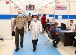 تزریق روزانه واکسن به ۳۰۰ نفر در یکی از مراکز «نزاجا»