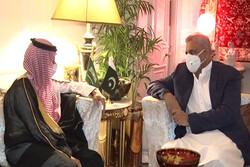 محورهای دیدار وزیر خارجه سعودی با فرمانده ارتش پاکستان