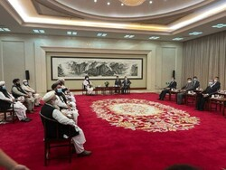 China concerned on foreign terrorist presence in Afghanistan