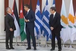 محورهای نشست سران کشورهای یونان، قبرس و اردن