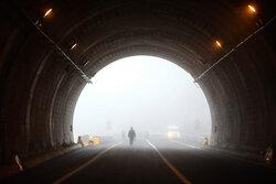 بزرگترین تونل محور یاسوج- بابامیدان مسدود شد