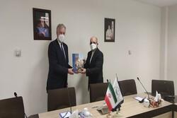Iran, Austria emphasize judicial, human rights coop.