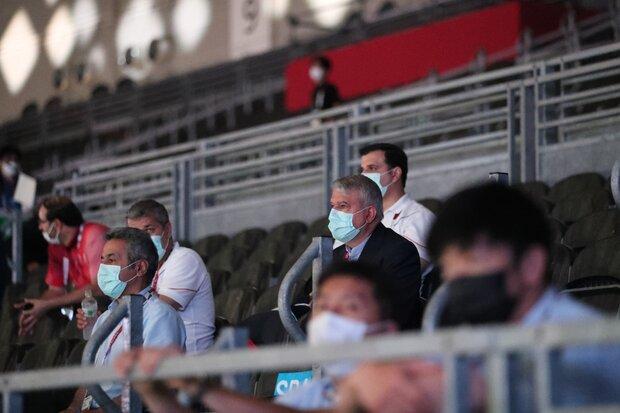 والیبال با ثبات مدیریت روی سکوی المپیک پاریس قرار خواهد گرفت