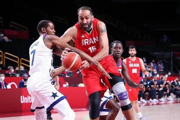 حامد حدادی: با تیم بزرگ و قابل احترامی بازی کردیم