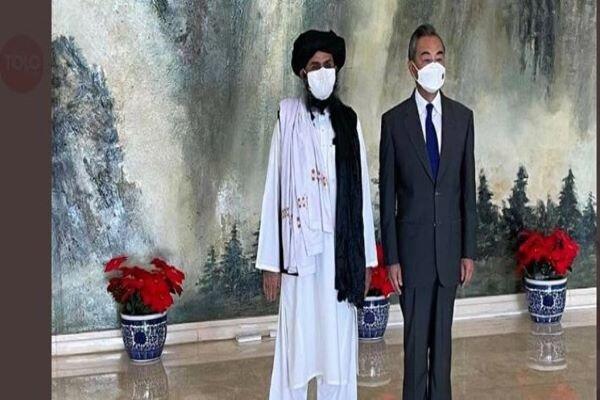 China's FM hosts Taliban delegation