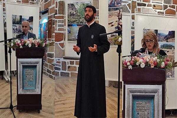 کتاب «کلیساهای ارمنی ایران» رونمایی شد