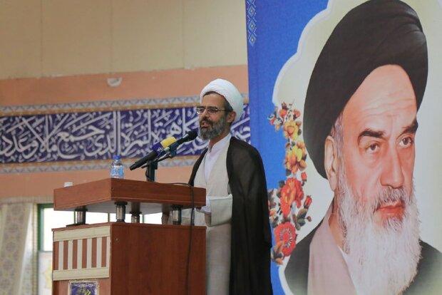 جمهوری اسلامی ایران ادامه راه غدیر است