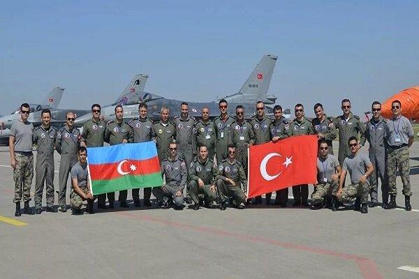 ترکیه: احتمال تشکیل ارتش مشترک بین آنکارا و باکو وجود دارد