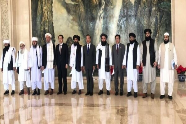 Taliban expected to play 'important' role in Afghan peace