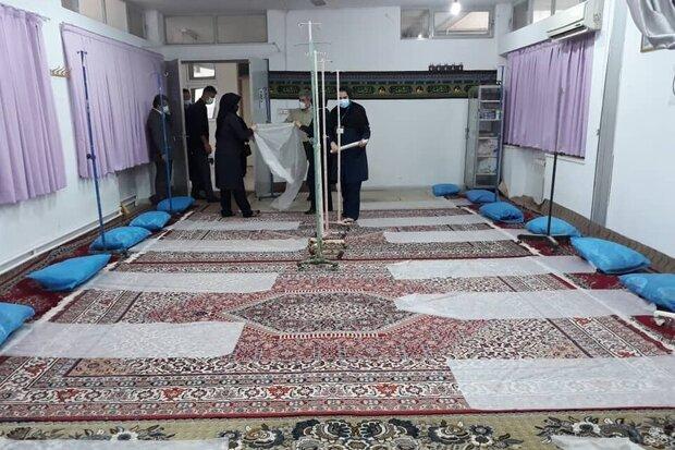 ایجاد تخت های جایگزین بیمارستانی/ ۲۳ نفر قربانی کرونا شدند