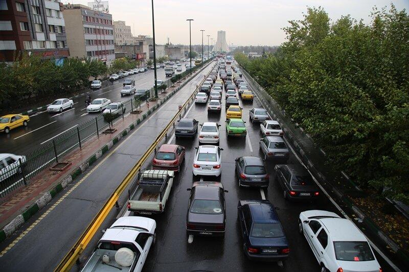 آخرین وضعیت تردد در جادههای کشور/ ترافیک سنگین در پردیس-تهران